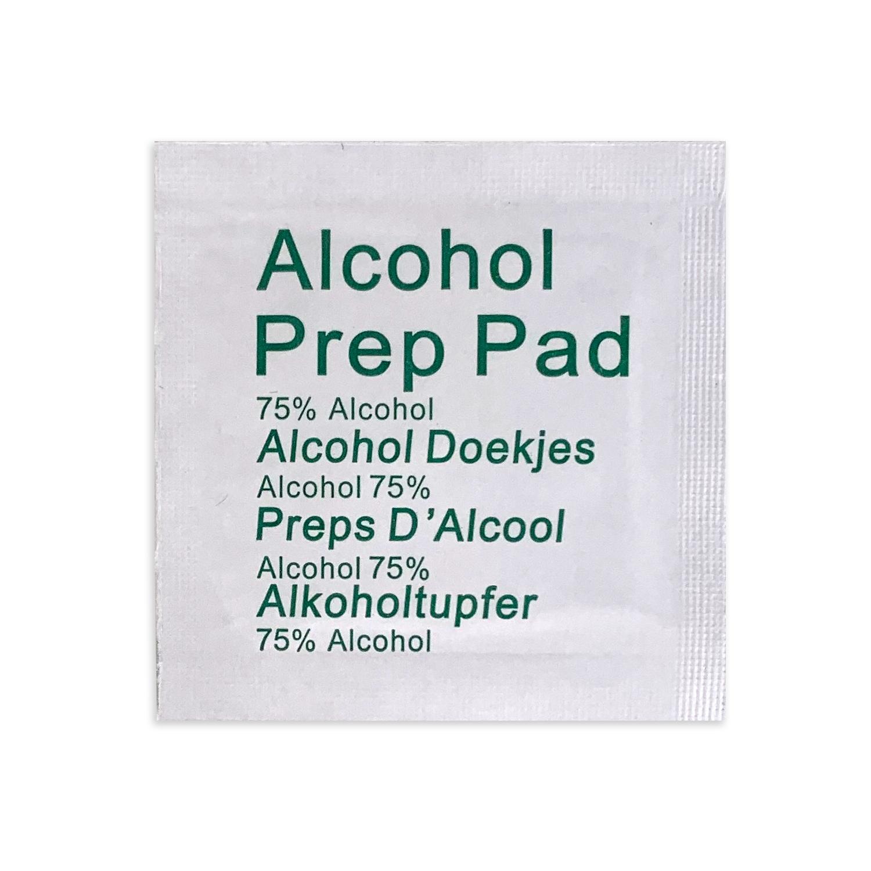 Alcohol Prep Pad Image