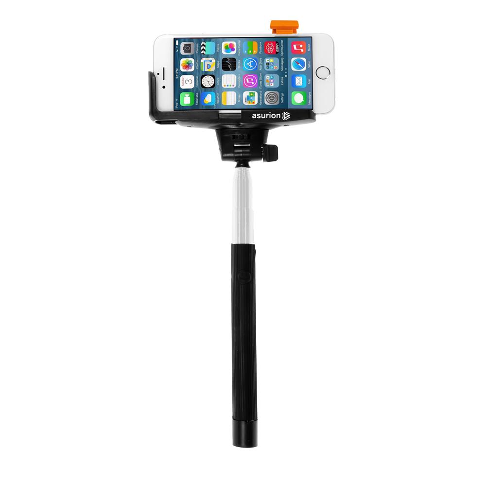 pinemax tech accessories wireless selfie stick. Black Bedroom Furniture Sets. Home Design Ideas