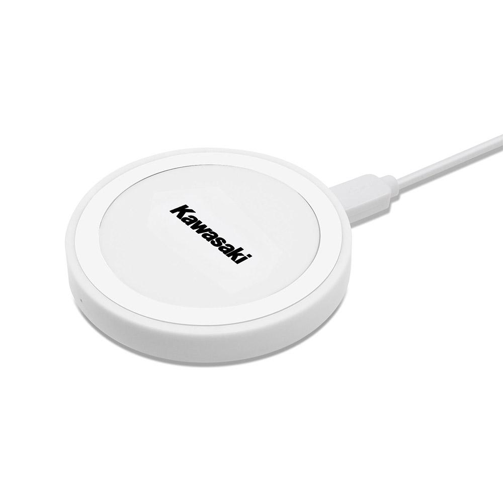 Puck - Wireless Charging Pad - White
