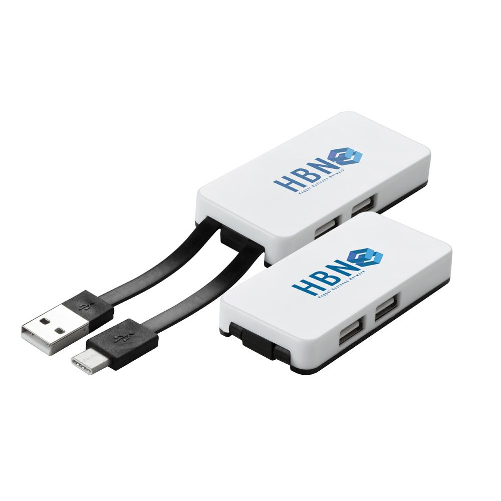 Timo - 4 Port Smart Hub