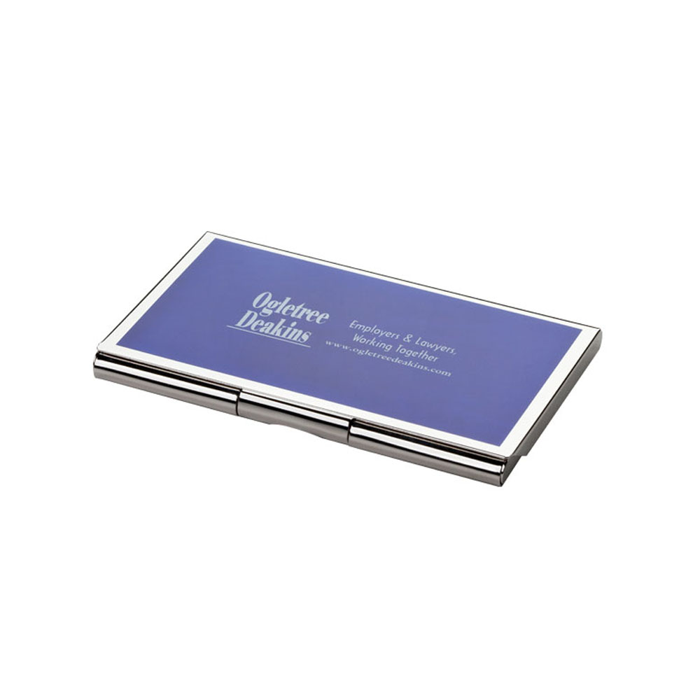 Pinemax :: Closeout :: Metal Business Card Case