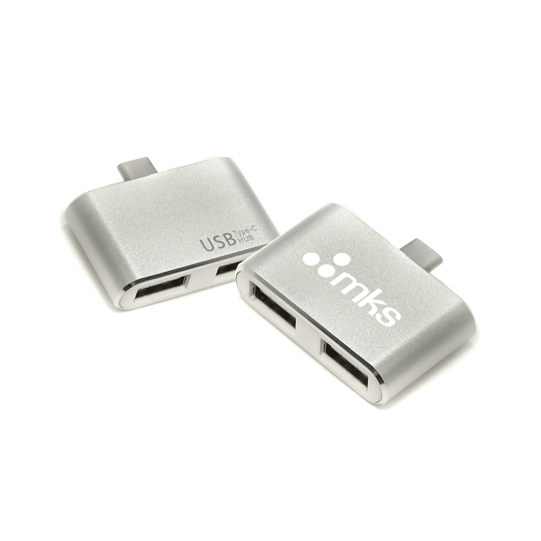 Type C 2-Port USB Hub