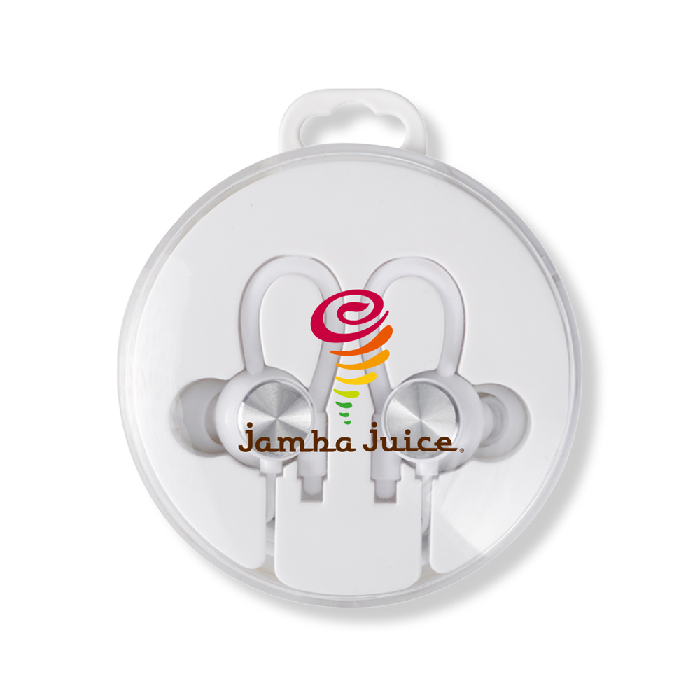 Daria - Stereo Earbuds with Microphone