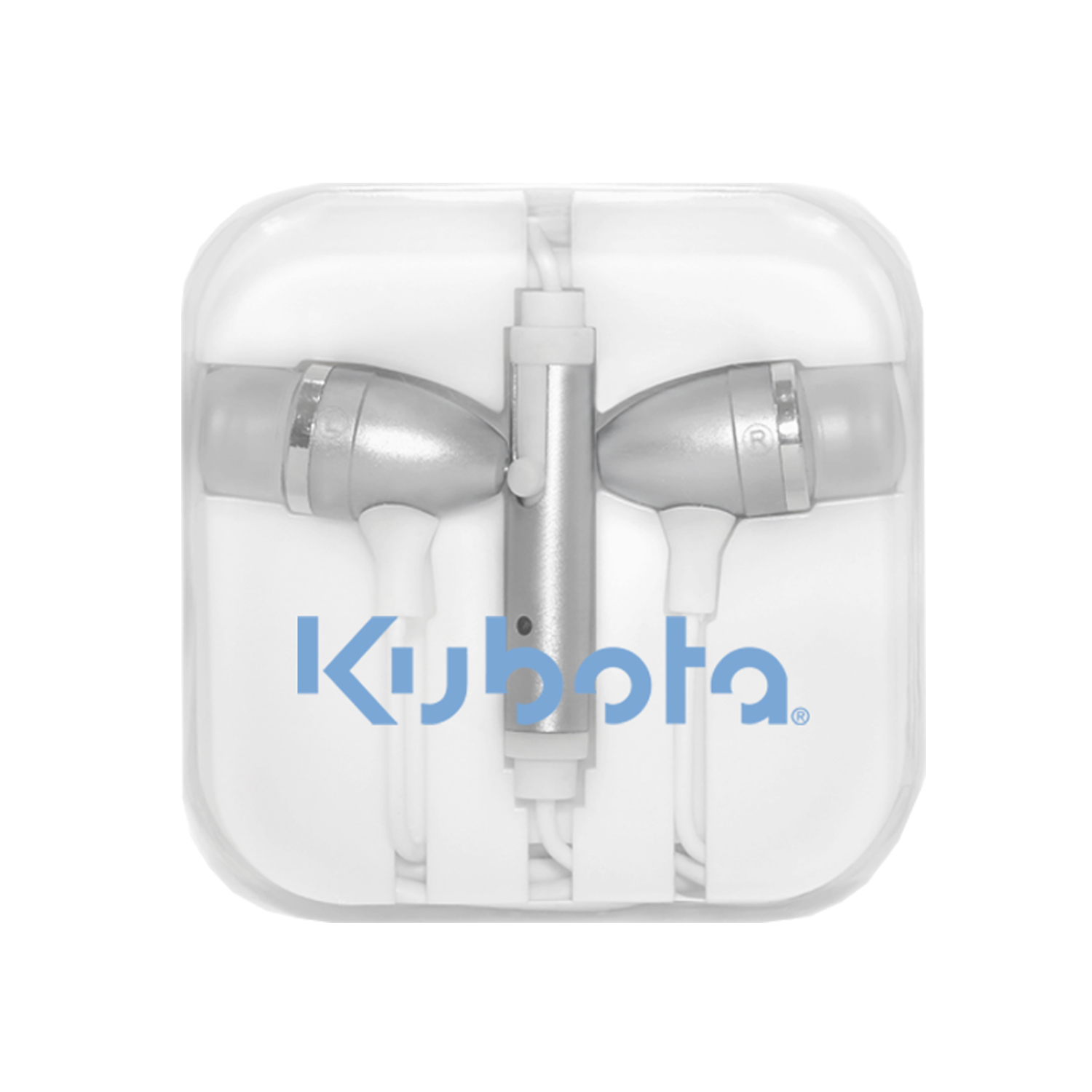 Audia - Stereo Earbuds with Microphone